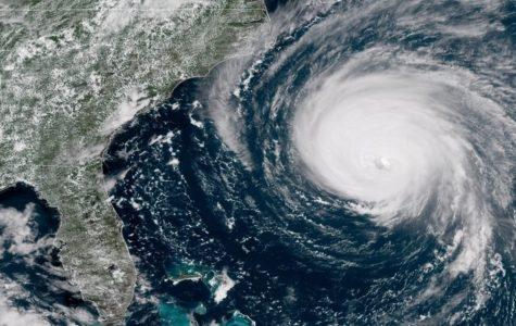 Florence makes landfall in North Carolina