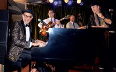 Jazzy Jeff Goldblum Brings a Crowd Pleasing Hit