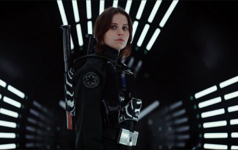 Felicity Jones stars as Jyn Erso in the new Star Wars story.   ©Lucasfilm