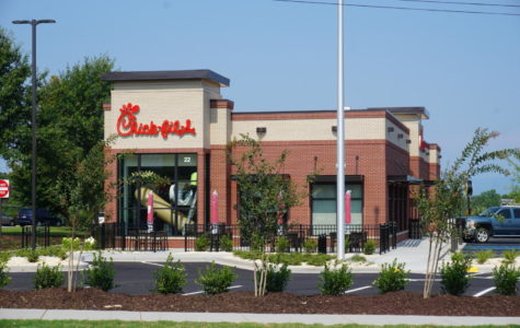 Chick-Fil-A Coming Soon To TR