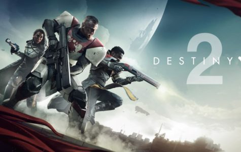 Three heroes in Destiny 2 fighting for their lives