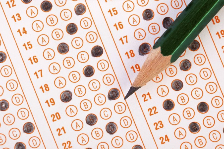 Scantron+test