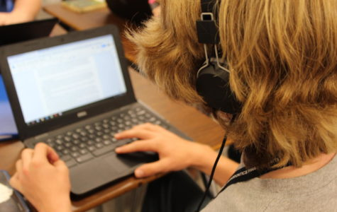 TRHS Introduces Personalized Learning Devices