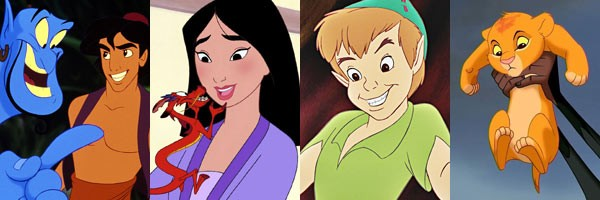 Classic animation movies to become live-action films