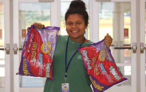 NHS Holds Annual Candy Drive