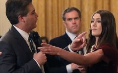 Acosta Fights Back after Press Pass is Revoked