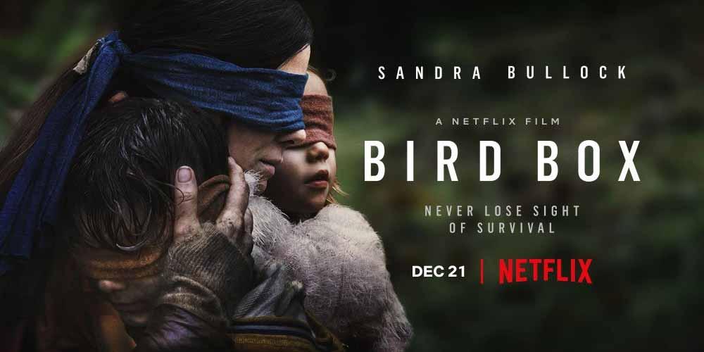 Movie cover for Birdbox