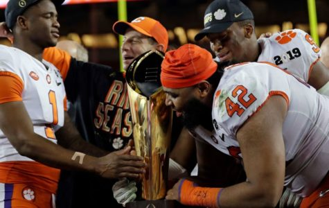Clemson Wins Second National Championship in Three Years