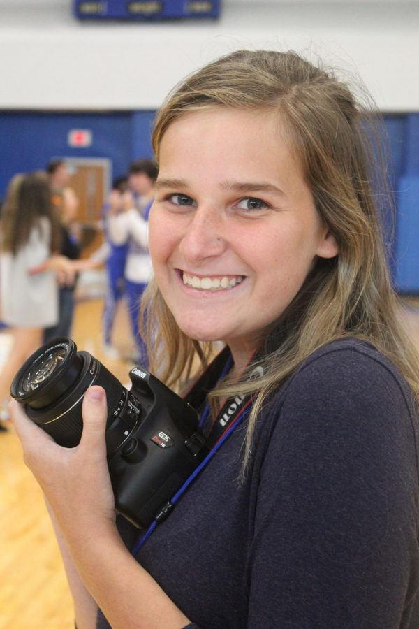 Senior Spotlight: Rylie Buchanan