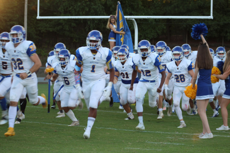 TRHS vs. Blue Ridge 9-20-19