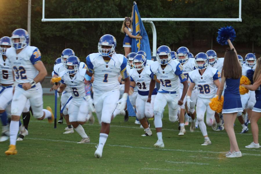Varsity Football at Carolina