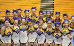 JV Cheer Showcase 9-17-19