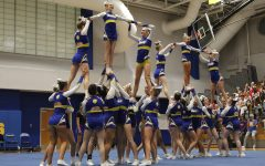 Cheer Region 2AAAA Competition