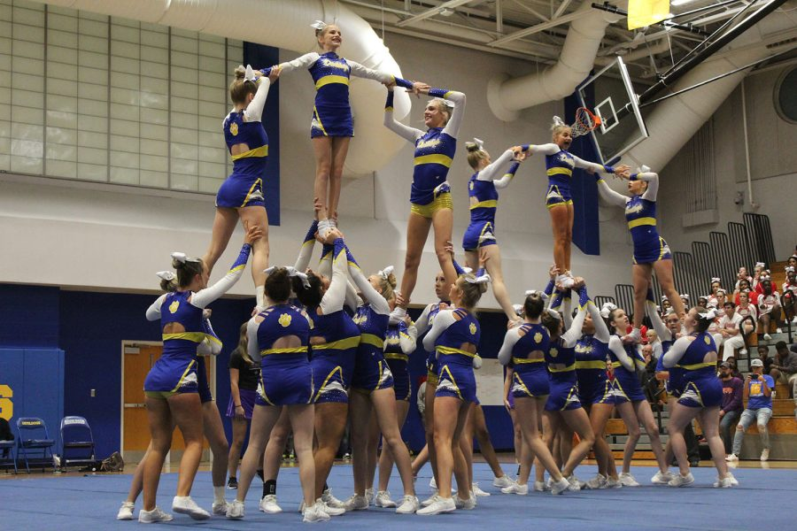 Cheer+Region+2AAAA+Competition