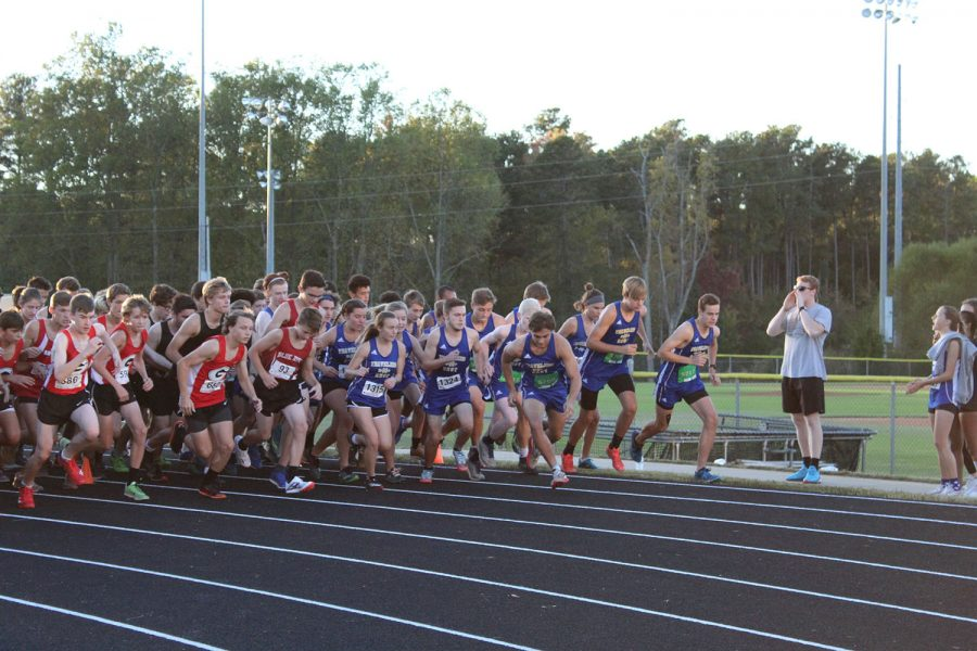 Cross Country Region Championship 10-23-19
