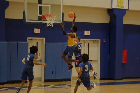 Varsity Boys Basketball vs. Byrnes 11-14-19