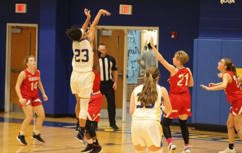 Girls' BBall vs. WHHS 12-10-19