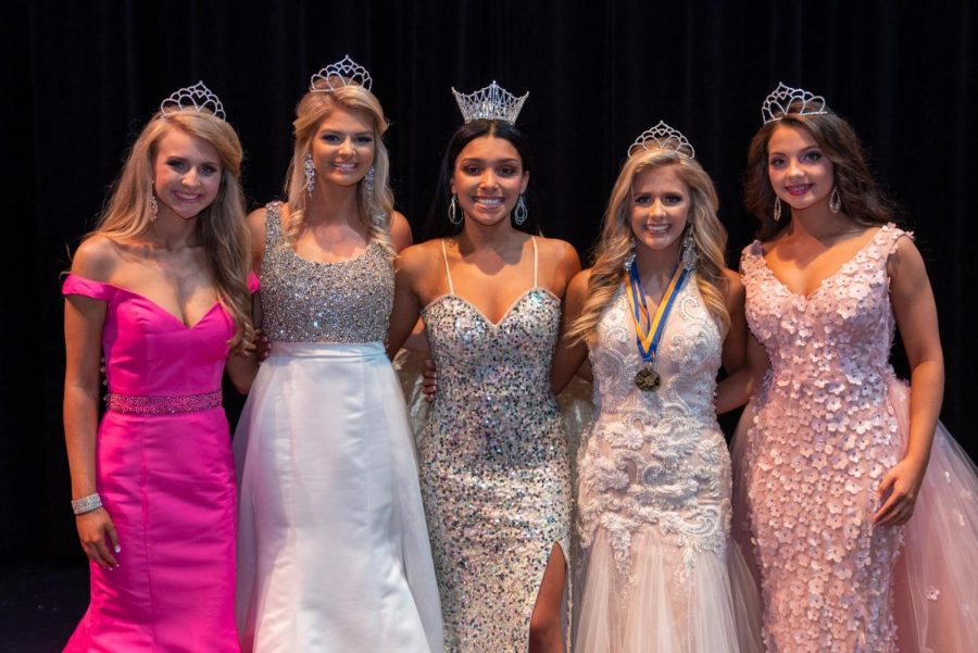 TRHS 2021 Class Pageants