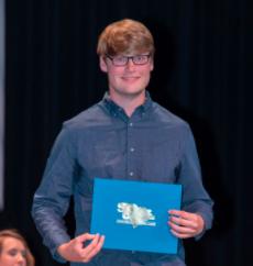 Senior Spotlight: Calvin Brinkman