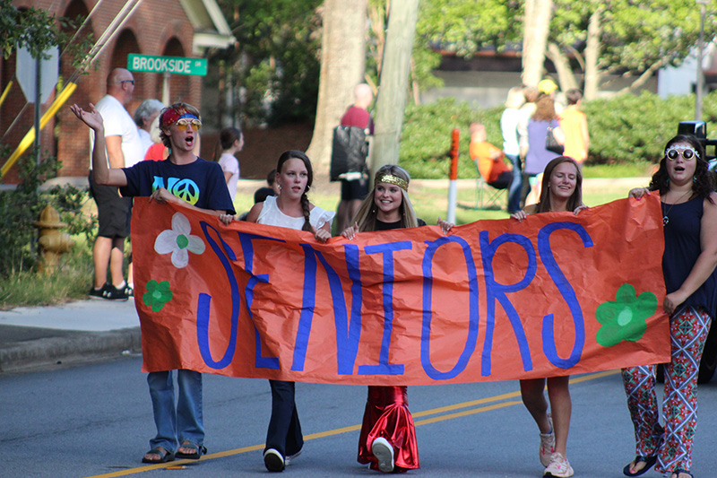 Homecoming Parade 9-9-21